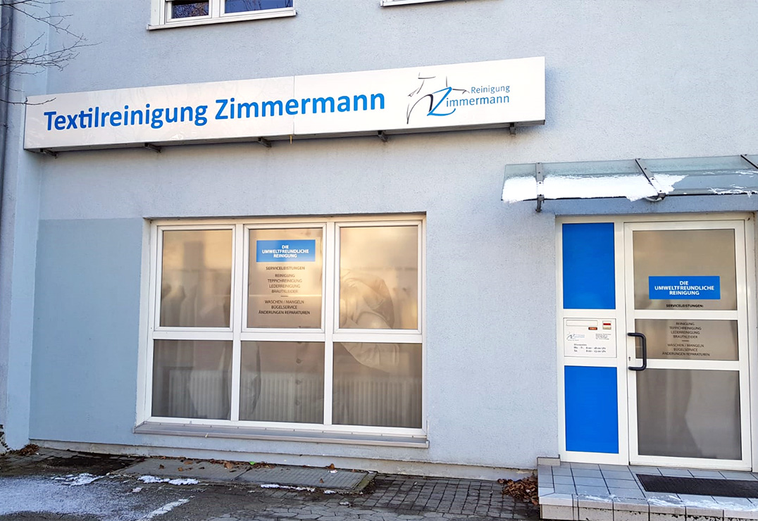 Reinigung Zimmermann in Reutlingen